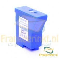 Pitney Bowes DM50/55 Compatible Blauw