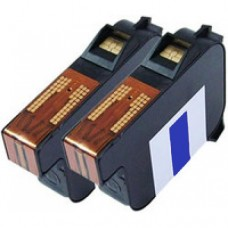 FP- Ruys Ultimail Compatible Inktcartridge Blauw (2 per pak)